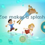 Zoe Makes A Splash!