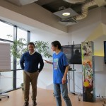 Todi Pruteanu, Julian Atanasoae, Microsoft