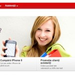Vodafone Romania New website