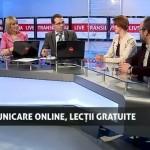 comunicare_online_lectii_gratuite Transilvania TV