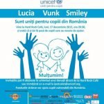 Lucia, VUNK & Smiley - Concert Caritabil UNICEF