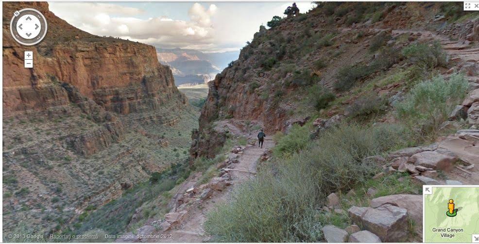Grand Canyon USA Google Maps