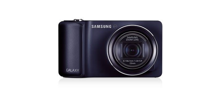 Samsung Galaxy camera wi-fi