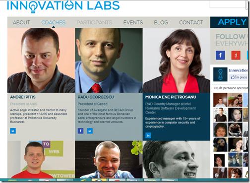 Innovation Labs Romania