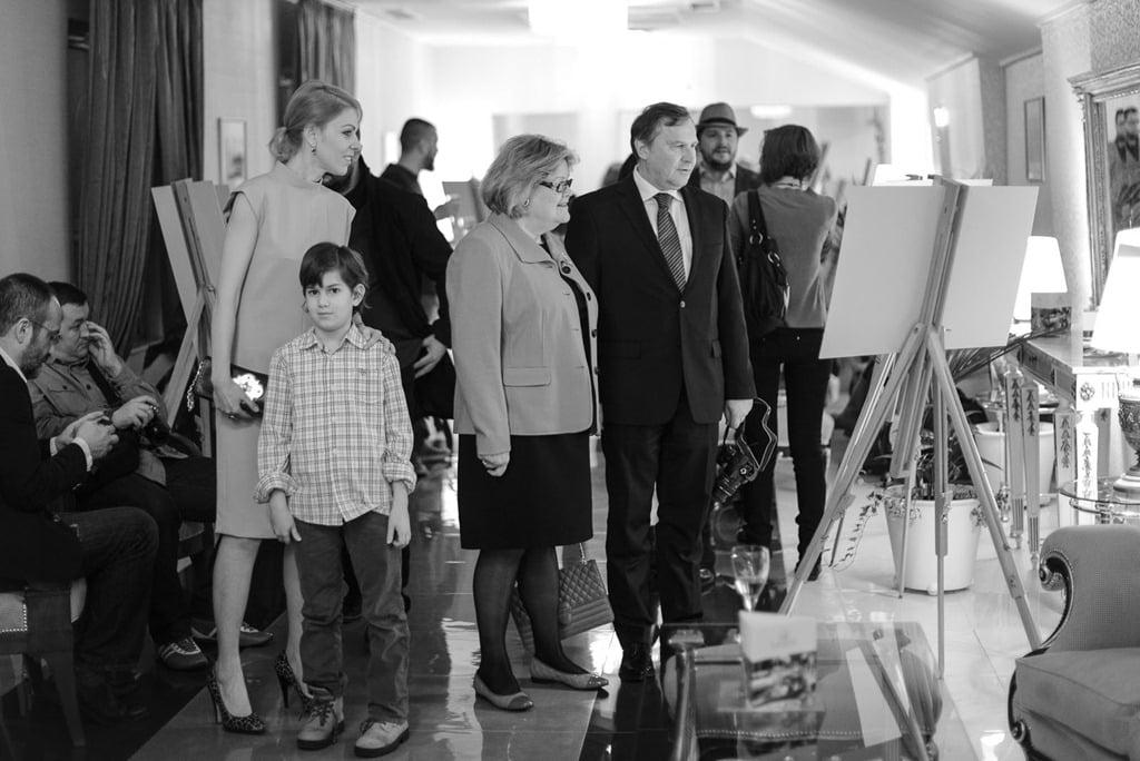 Michael Schwarzinger,Rosemaria Schwarzinger, Austrain Embassy Bucharest