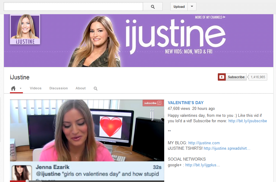 Youtube, new layout