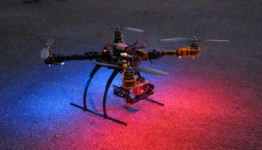 x- copter