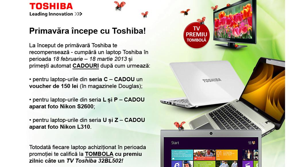 oferta Toshiba