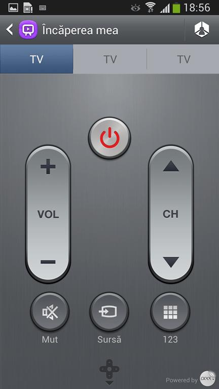 Samsung Galaxy S4 Remote Control