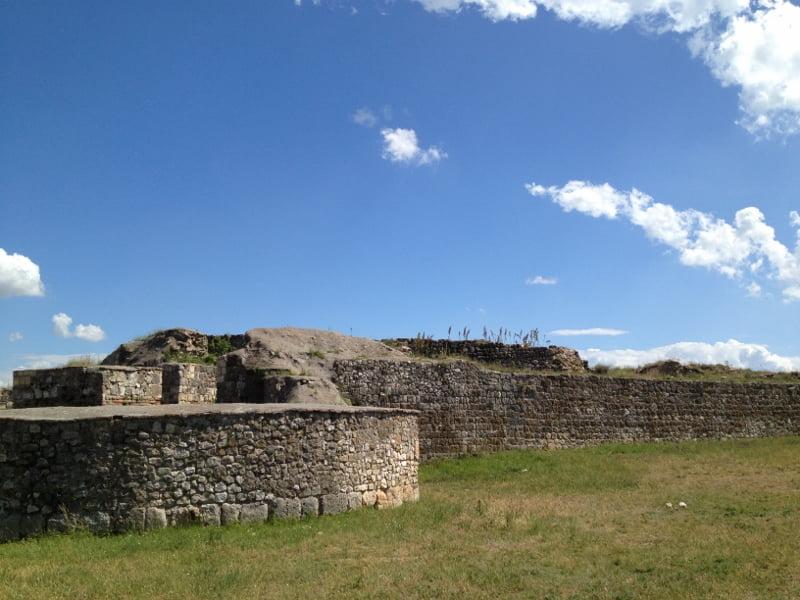 Cetatea Capidava, Dobrogea