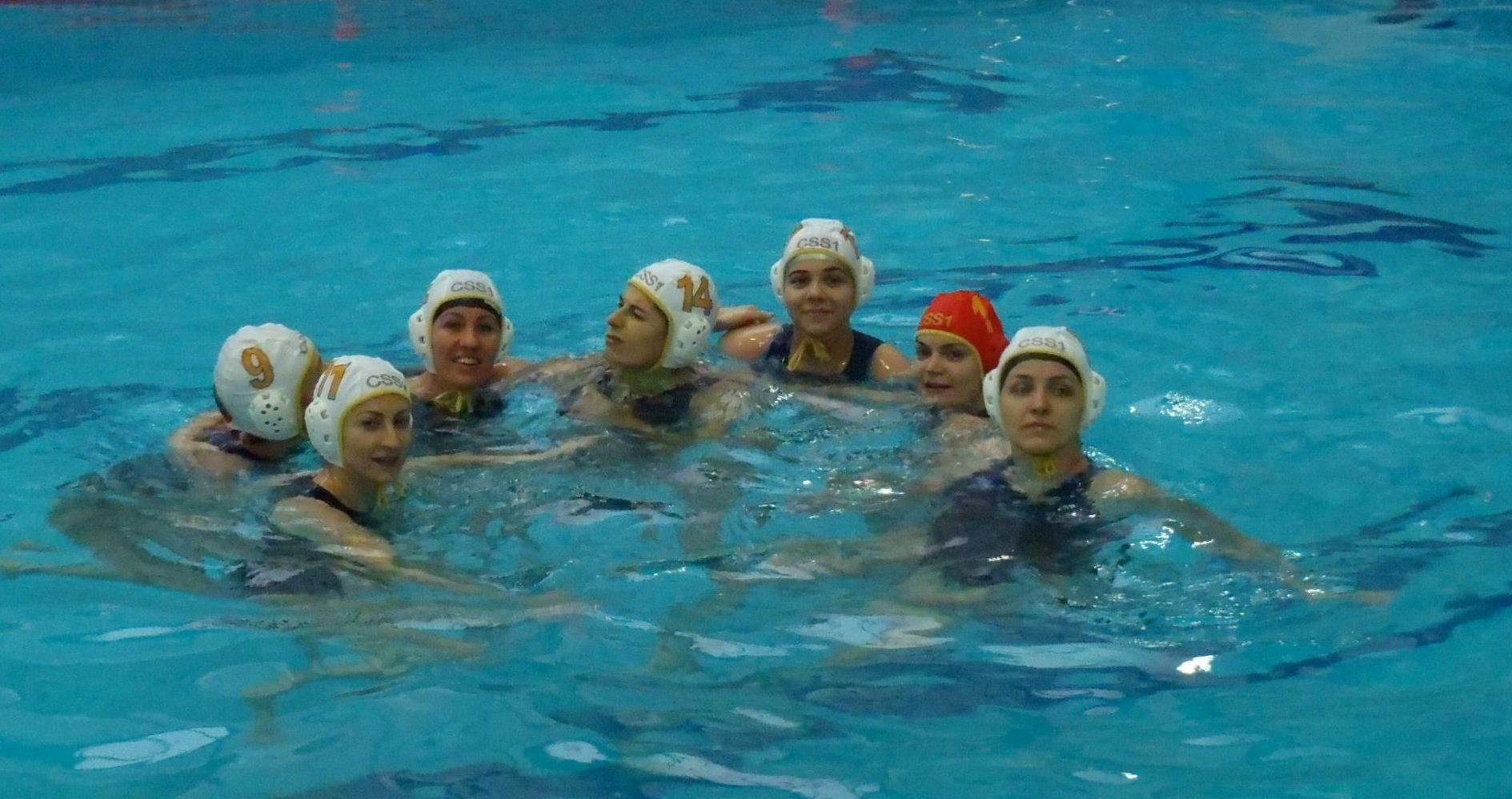 Echipa de polo feminin Romania