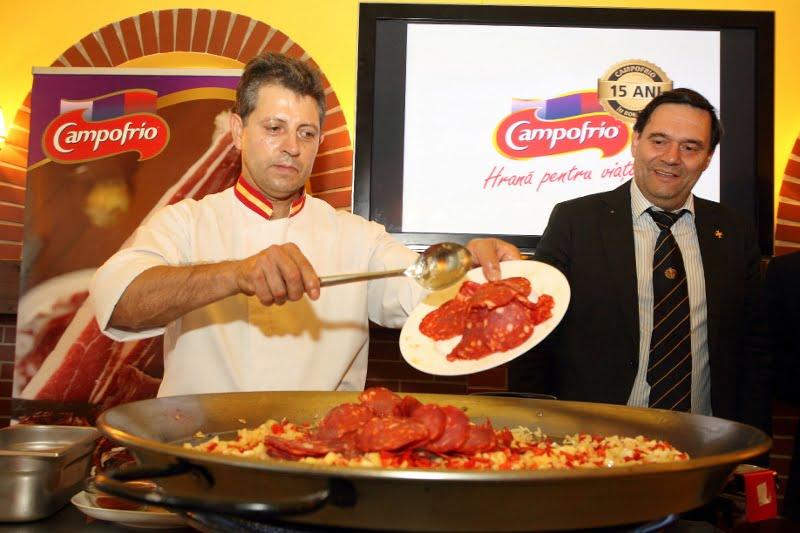 Campofrio la restaurant Alioli