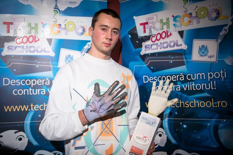 Constantin Voiniciuc, premiul I Tech School, editia 2012