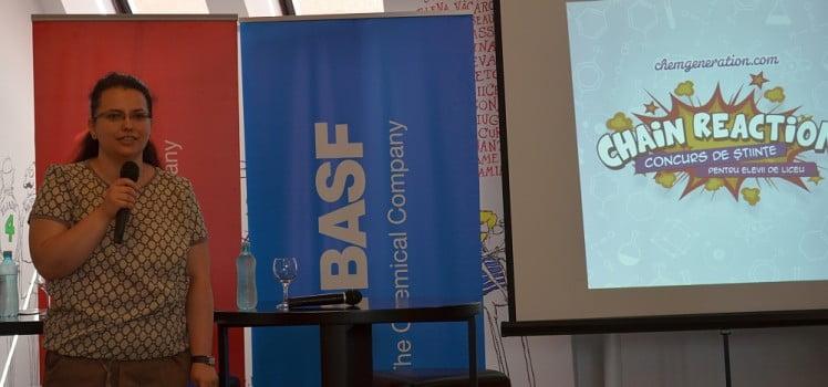 Luminița Teodorescu BASF