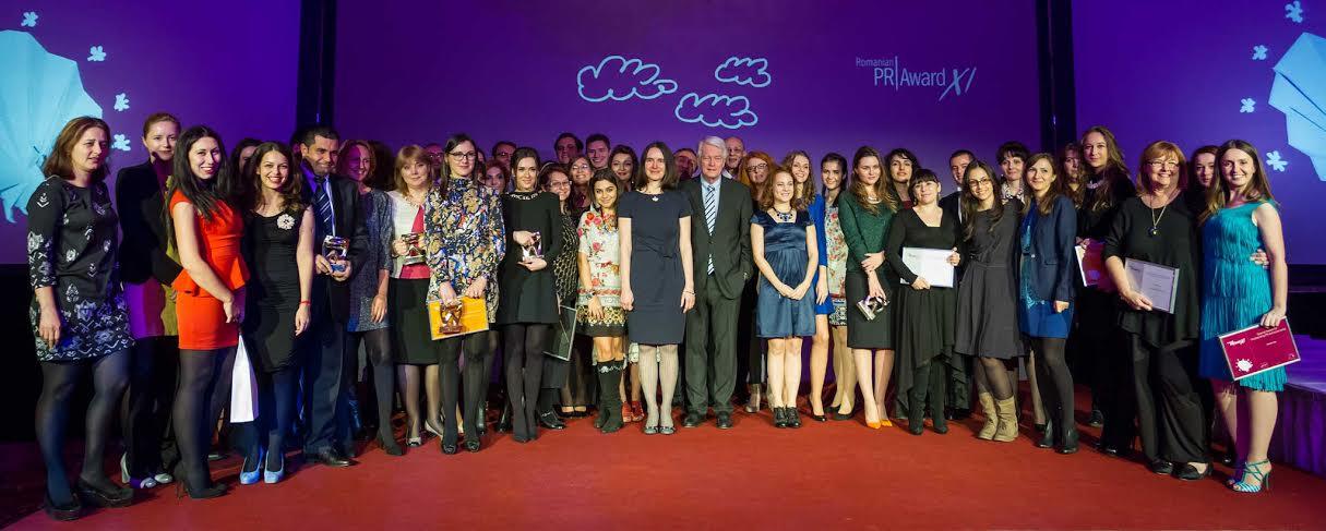 Romanian PR Award 2013 Agentiile premiante - Copie