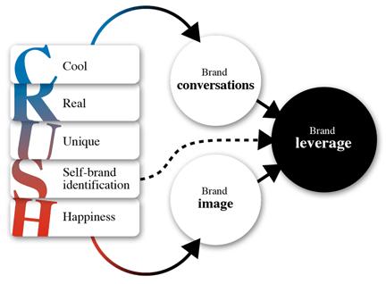 The Brand CRUSH Model