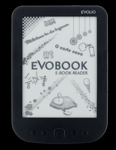 evobook 3 front