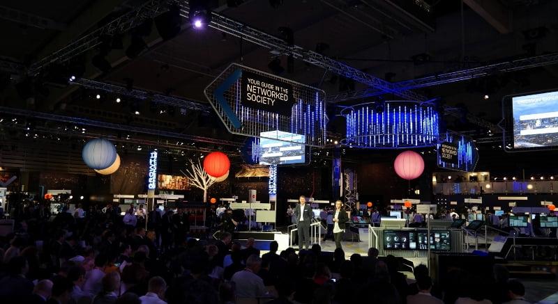 Keynote-ul șefului Ericsson, Hans Vestberg, la Mobile World Congress Barcelona 2014