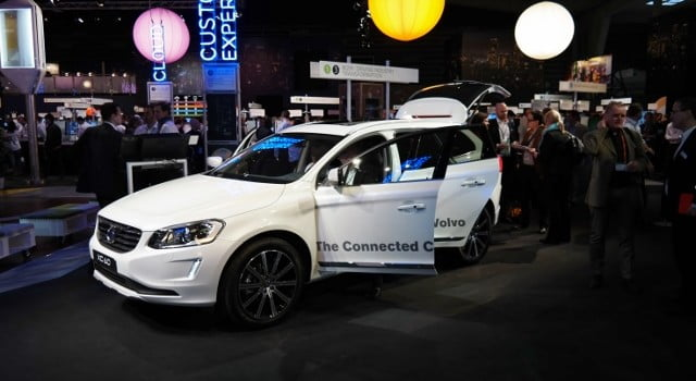 Ericsson Connected Car