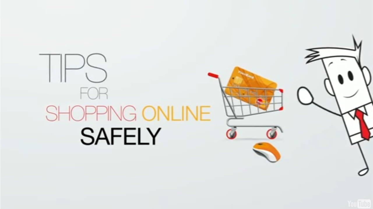 Tips for shopping online safely mastercard