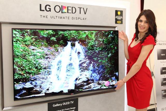 LG Gallery OLED TV