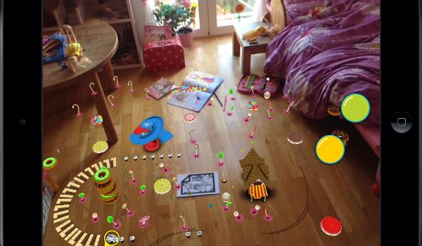 joc copii realitate virtuală