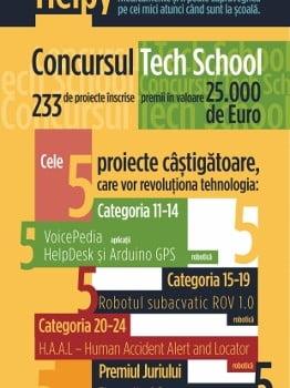 Smartnation, Tech School, UPC