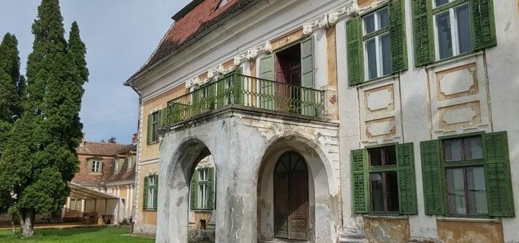 Palatul Brukenthal Avrig (3)