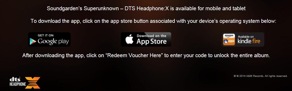 dts headphone X