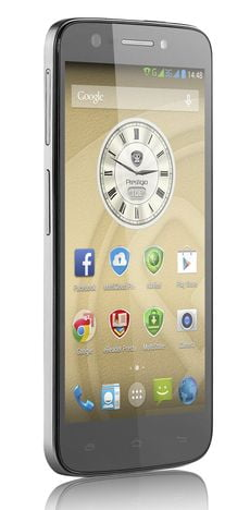 Prestigio MultiPhone 5508 DUO front