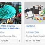 5 site-uri pentru inspirația creativilor online
