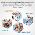 Samsung lansează aplicația mobilă Live SMART 365, pentru consumatorilor săi