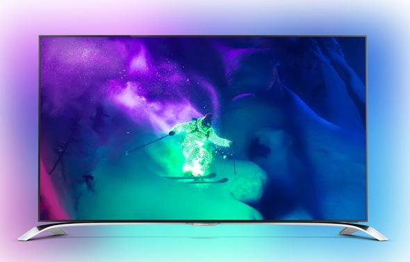 Philips Smart TV 9100_series_front