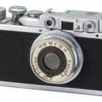 Cum arăta prima cameră foto Canon