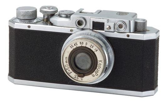 Prototipul aparatului Kwanon