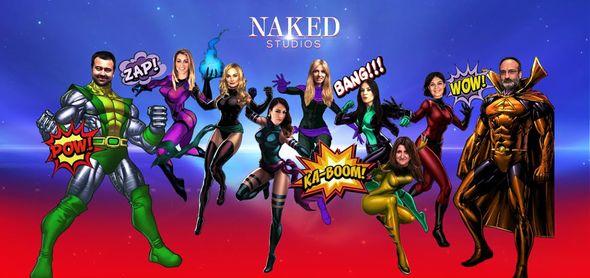 naked PR