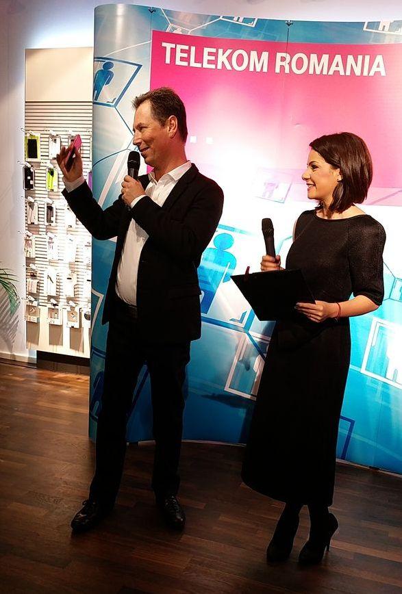 Telekom Romania lansare iPhone 6