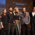 Vodafone câștigă patru premii Golden Drum cu Ghiță Ciobanu