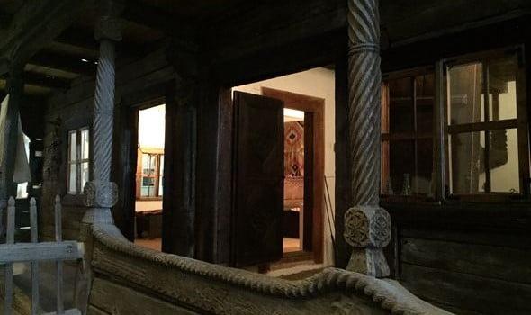Muzeul Taranului Roman Google Cultural Institute
