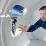 Nu e nicio glumă! Philips trimite un român în spațiu