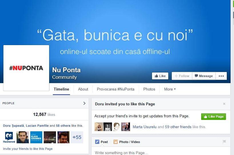 nuponta FB