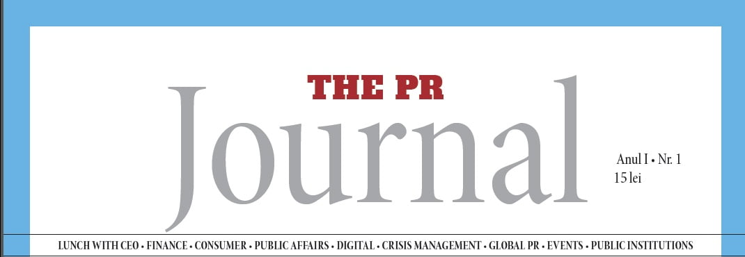 pr journal