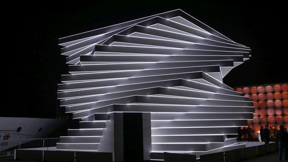 Pavilion Saint Gobain