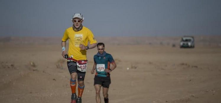 andrei gligor maraton sahara