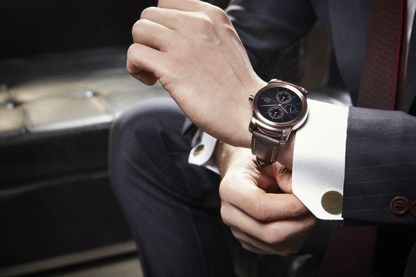 G Watch Urbane