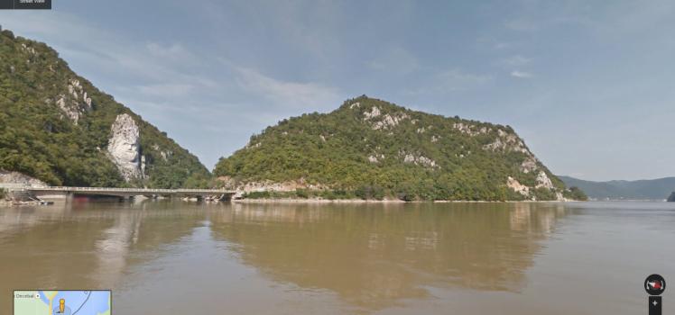 google street view dunare