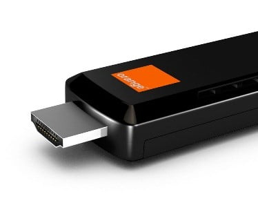 stick orange tv