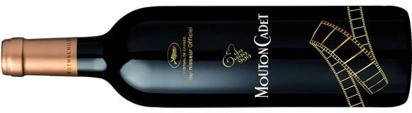 Mouton Cadet Rouge Cannes Edition 2014