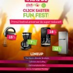 Concurs. Propune lineup-ul Festivalului Clickshop 4 Ani! (p)