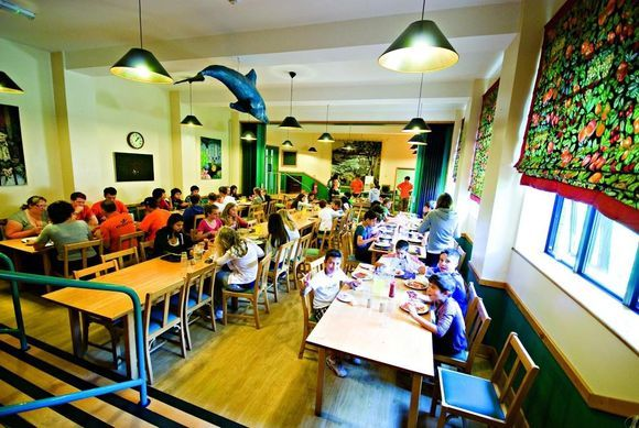 IntegralEDU oundle-dining